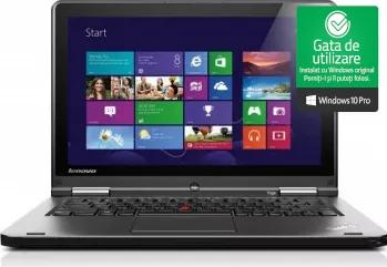 Laptop Thinkpad Yoga 12 Intel Core i5-5300U 2.30GHz up to 2.90GHz 8GB DDR3 120GB SSD 12.5inch Webcam Win10 Pro Refurbished