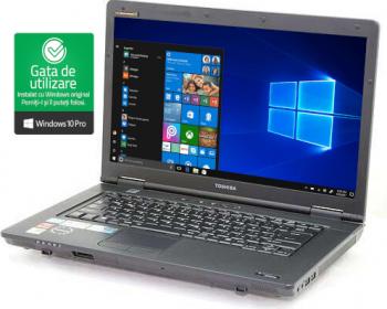 Laptop Toshiba Dynabook Satellite B552H Intel Core i5-3320M 2.40GHz4GB DDR3 320GB HDD 15.6inch Win10 Pro Refurbished
