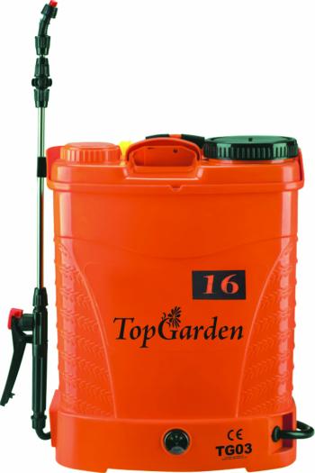 Pulverizator cu acumulator Top Garden TG03 12V 16L 5.5 bar Atomizoare si pompe de stropit