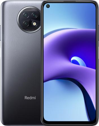 Telefon mobil Xiaomi Redmi Note 9T 64GB Dual SIM 5G Nightfall Black Telefoane Mobile