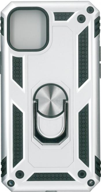 Husa protectie spate anti-shock iring silver pentru Apple iPhone 11 Pro Huse Telefoane