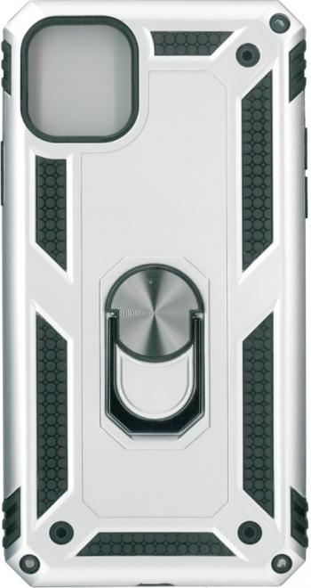 Husa protectie spate anti-shock iring silver pentru Apple iPhone 11 Pro Max Huse Telefoane