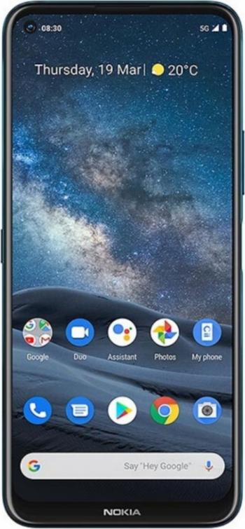 Telefon NOKIA 8.3 5G 64GB 6GB RAM Dual SIM Blue Telefoane Mobile
