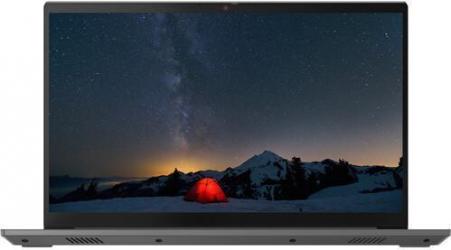 Laptop Lenovo Thinkbook 15 G2 ITL Intel Core i5 (11th Gen) i5-1135G7 256GB SSD 8GB Iris Xe FullHD Tastatura Iluminata FPR Grey