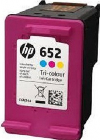 CARTUS CERNEALA ORIGINAL HP652 - COLOR
