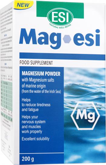 ESI Mag-esi 200 gr Vitamine si Suplimente nutritive