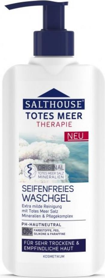 Gel de curatare fara sapun pentru fata si corp Salthouse 250 ml Masti, exfoliant, tonice