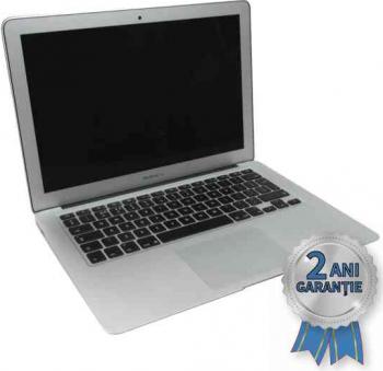 Laptop Refurbished APPLE MacBook Air Core i5-5250U up to 2700MHz/ 4GB DDR3/ SSD 120GB/ Display 13 3 Retina/ OS X El Capitain