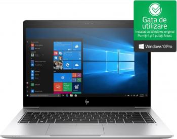 Laptop HP EliteBook 840 G5 Intel Core i5-8350U 1.7GHz up to 3.6GHz 16GB DDR4 256GB nVme SSD 14inch FHD Web Refurbished Win10 Pro