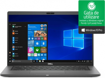 Laptop second hand Dell Latitude 7410 2 in 1 Intel Core i5-10310U 1.70GHz up to 4.40GHz 8GB DDR4 128GB PCIe M.2 NVMe 14inch FHD TOUCHSCREEN
