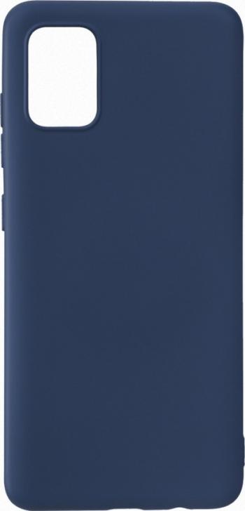 Husa de protectie Soft Case Huawei P40 Lite Albastru