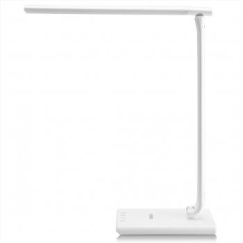 Lampa cu LED Cataleya Port USB Alb Corpuri de iluminat