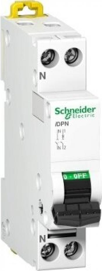 Siguranta automata 16A 1P+N C 4.5KA 1MW Electronica si Accesorii