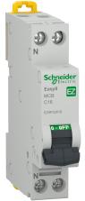 Siguranta automata 16A 1P+N C 4.5KA EASY 9 Electronica si Accesorii