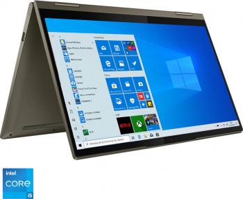 Ultrabook Lenovo Yoga 7 14ITL5 Intel Core (11th Gen) i5-1135G7 1TB SSD 16GB Iris Xe FullHD Win10 T. ilum. FPR Dark Moss