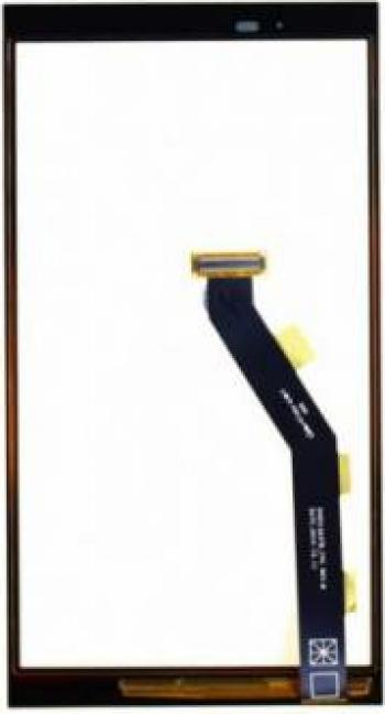 Geam cu touchscreen HTC One E9 Original Negru Piese si componente telefoane