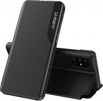 Husa Smart View compatibila cu Apple iPhone 11 Pro Max e- Fold Black and nbsp Huse Telefoane