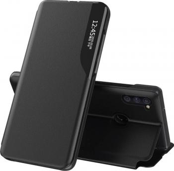 Husa Smart View compatibila cu Samsung Galaxy M11/A11 E-fold Black