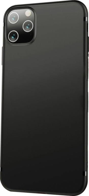 Husa Spate Upzz Ultra Slim Pro Compatibila Cu iPhone 11 Pro Max Negru Slim Huse Telefoane