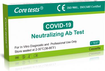 Test rapid anticorpi NEUTRALIZANTI COVID-19 Teste rapide covid anticorpi antigen