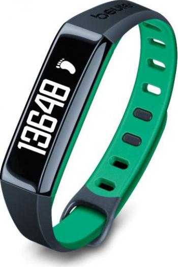 Bratara monitorizare activitate fizica Beurer AS80C Bluetooth Verde