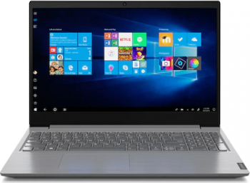 Laptop Lenovo V15-IIL Intel Core (10th Gen) i5-1035G1 1TB+128GB SSD 12GB nVidia GeForce MX330 2GB FullHD Gray Laptop laptopuri