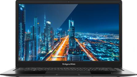 Ultrabook Kruger Matz Explore 1406 Intel Celeron N4000 64GB eMMC 4GB FullHD Negru Laptop laptopuri