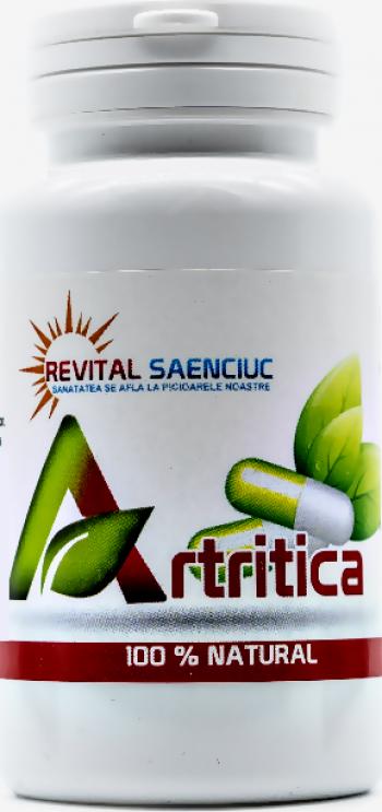 Artritica 60 capsule supliment pentru articulatii Revital Saenciuc Vitamine si Suplimente nutritive