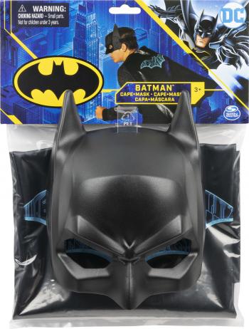 Batman Set Masca Si Pelerina Papusi figurine si accesorii papusi