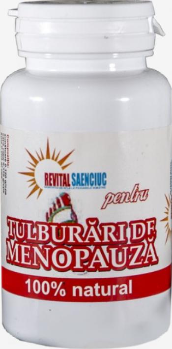 Tulburari de menopauza 120 capsule produs naturist pentru femei Revital Saenciuc Vitamine si Suplimente nutritive