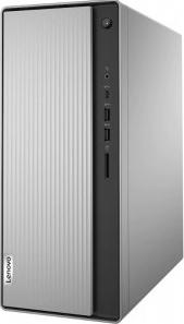 Desktop Lenovo IdeaCentre 5 14IMB05 Intel Core (10th gen) i5-10400 512GB SSD 16GB DVD-RW Mineral Grey Calculatoare Desktop