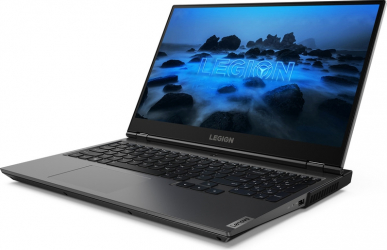 Laptop Gaming Lenovo Legion 5 15ARH05H AMD Ryzen 7 4800H 512GB SSD 8GB NVIDIA GeForce GTX 1650 4GB FullHD 144Hz T.Ilum. Negru Laptop laptopuri