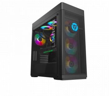 PC Gaming Lenovo Legion T7 34IMZ5 Intel Core (10th gen) i7-10700k 1TB HDD 1TB SSD 256GB SSD 32GB Nvidia Geforce RTX 3070 8GB RGB Win10 Home