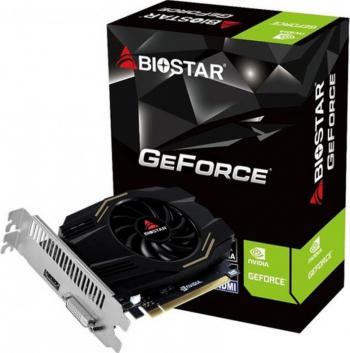 Placa video Biostar GeForce GT 1030 4GB DDR4 64-bit Placi video