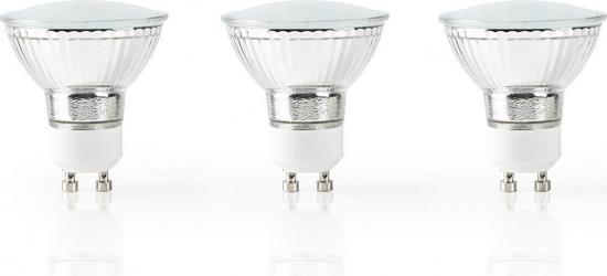 Bec LED Smart WiFi Nedis GU10 330 lm 2700K 3 bucati Corpuri de iluminat