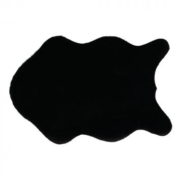 Blana artificiala negru 60x90 RABIT NEW TYP 1 Accesorii mobilier