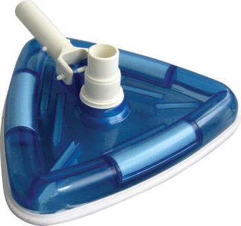 Cap aspirator triunghiular pentru piscine AQ DELUXE