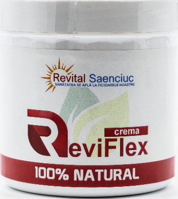 ReviFlex crema pentru articulatii 200 g Revital Saenciuc Lotiuni, Spray-uri, Creme