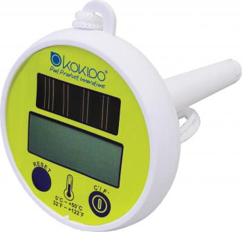 Termometru solar pentru piscine K837CS