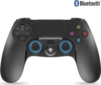 Controller Bluetooth Spirit of Gamer PGP SOG-BTGP41 PS4 Negru