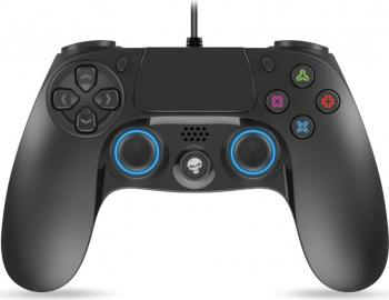 Controller Spirit Of Gamer SOG-WXGP4 PS4 2.5m Albastru