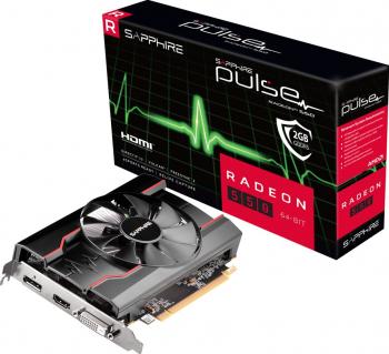 Placa video Sapphire Radeon™ RX 550 PULSE 2GB GDDR5 64 bit