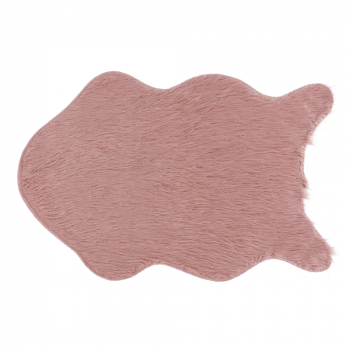 Blana artificiala roz/auriu-roz 60x90 FOX TYP 3 Accesorii mobilier