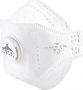 Masca de protectie P391 FFP 3 NR.D cu valva Masti chirurgicale si reutilizabile