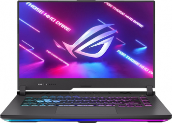 Laptop Gaming ASUS ROG Strix G15 G513QM AMD Ryzen 7 5800H 1TB SSD 16GB NVIDIA GeForce RTX 3060 6GB FullHD 144Hz Tast. iluminata Gri Laptop laptopuri