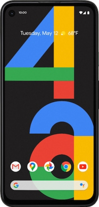 Telefon mobil Google Pixel 4a 128GB 4G Just Black Telefoane Mobile