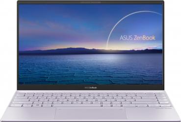 Ultrabook ASUS ZenBook 14 UX425EA Intel Core (11th Gen) i5-1135G7 1TB SSD 8GB Intel Iris Xe FullHD Win10 T. ilum. Lilac Mist