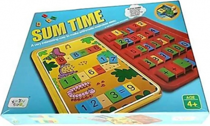Joc educativ de matematica Sum-Time Educarici Jucarii Interactive