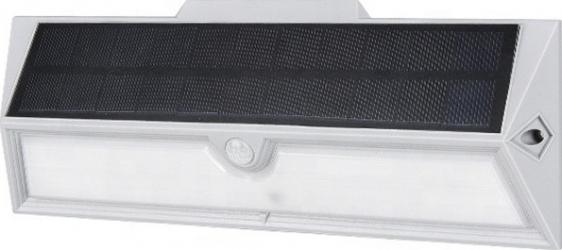 Lampa solara cu senzor de miscare si telecomanda