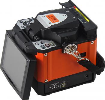 COMPTYCO A-80S AC 110 / 220V Orange automata Fusion Splicer Masini Fibra optica Fusion Splicer fibra optica splice masina